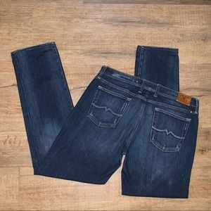 Lucky Brand Sweet Straight Jeans 16/33 Long